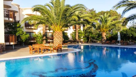 İpek Garden Residence - Lokasyon
